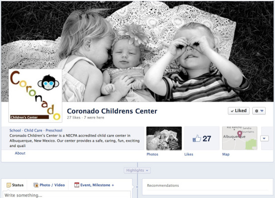 CCC On Facebook