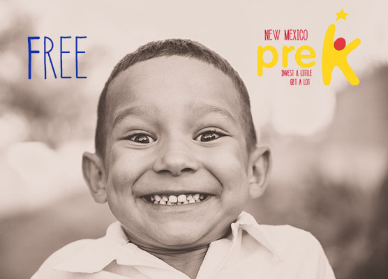 Free Half-Day New Mexico PreK